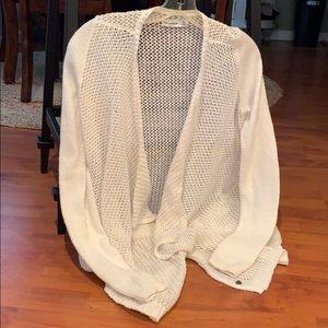 Abercrombie kids XL or woman's xs/s- sweater